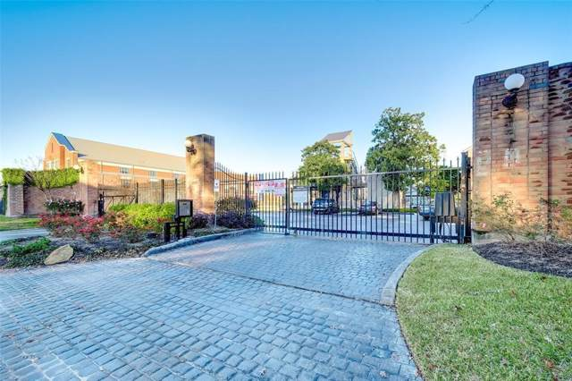 2023 Gentryside Drive #111, Houston, TX 77077 (MLS #15989319) :: Green Residential