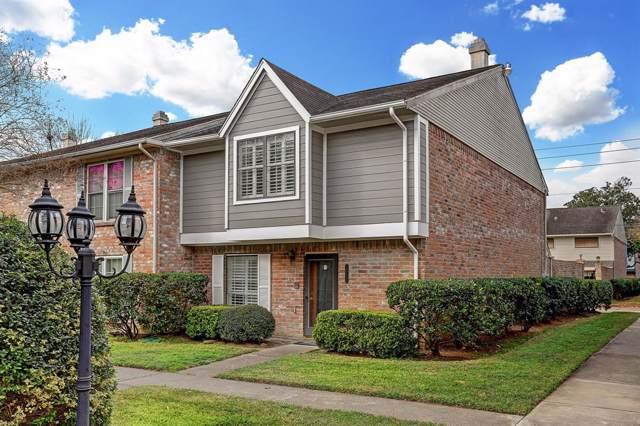 14712 Perthshire Road A, Houston, TX 77079 (MLS #16000516) :: Caskey Realty