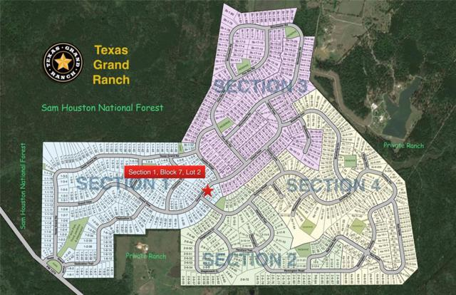 1-7-2 Dedication Trail, Huntsville, TX 77340 (MLS #16003336) :: The Sansone Group