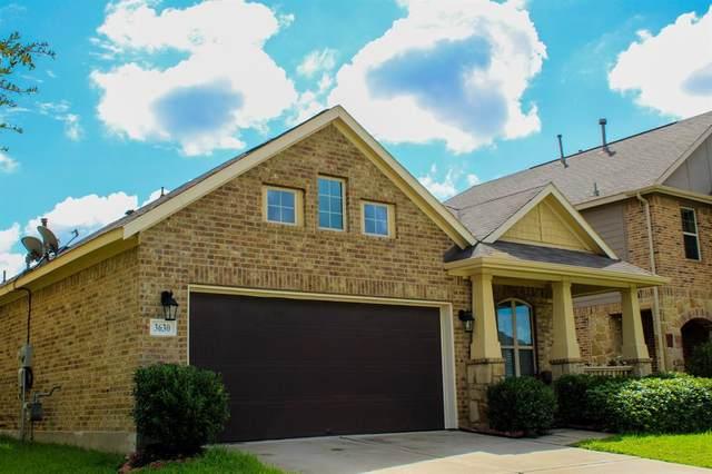 3630 Sumner Lodge Drive, Katy, TX 77449 (MLS #16008245) :: NewHomePrograms.com LLC