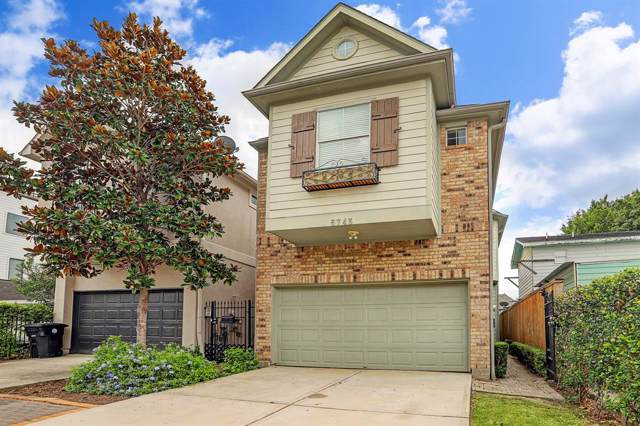 5743 Darling Street, Houston, TX 77007 (MLS #16010452) :: Giorgi Real Estate Group