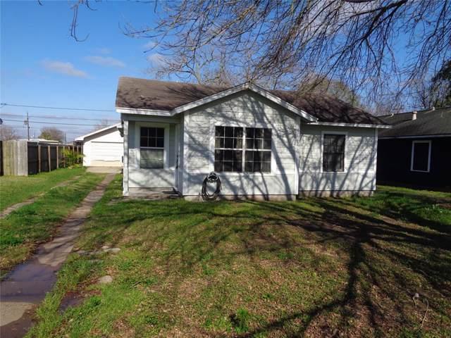 1920 N Avenue H, Freeport, TX 77541 (MLS #16021247) :: The Home Branch