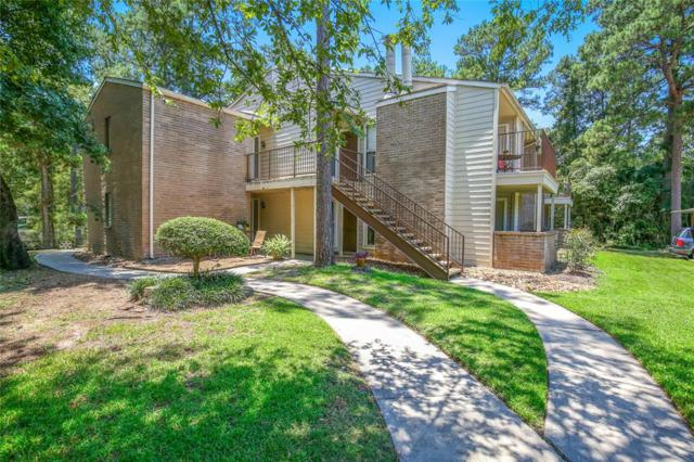 3500 Tangle Brush Drive #21, The Woodlands, TX 77381 (MLS #16029598) :: The Home Branch
