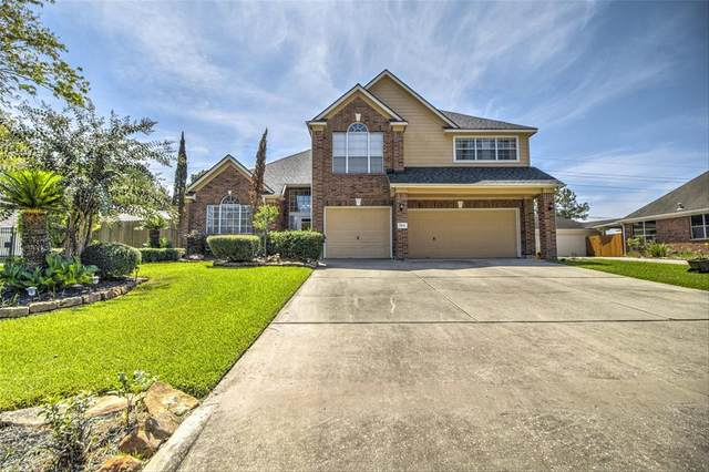 7206 Wild Violet Drive, Humble, TX 77346 (MLS #16048011) :: The Bly Team