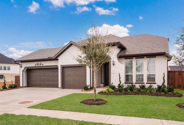 6919 Red Oak Drive, Katy, TX 77493 (MLS #16048368) :: NewHomePrograms.com LLC