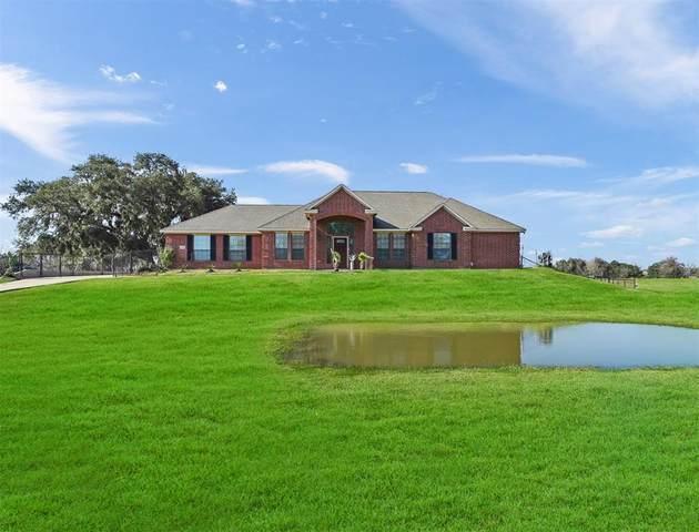 1726 Flintlock Court, Angleton, TX 77515 (MLS #16085028) :: The Property Guys