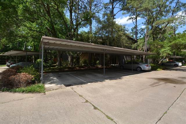 11711 Memorial Drive #275, Houston, TX 77024 (MLS #16144453) :: Ellison Real Estate Team