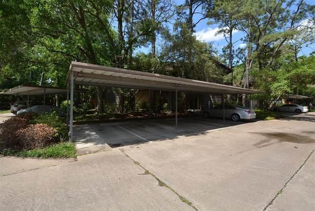 11711 Memorial Drive #275, Houston, TX 77024 (MLS #16144453) :: Bray Real Estate Group