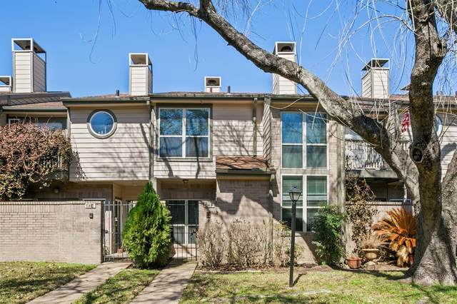 714 Country Place Drive F, Houston, TX 77079 (MLS #16152770) :: The Parodi Team at Realty Associates