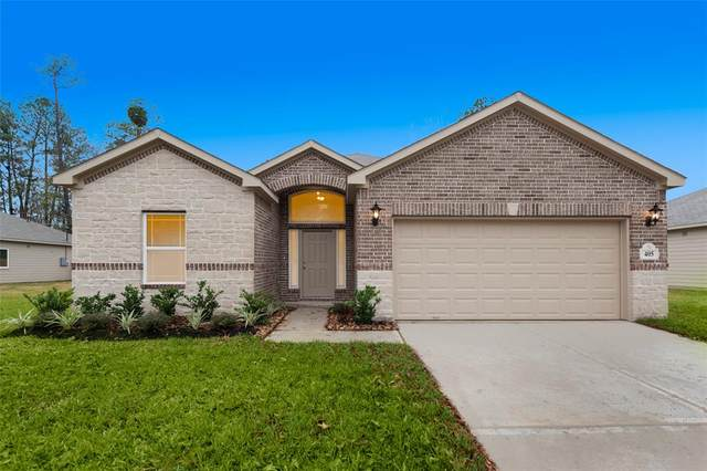 405 Foxmeadow, Cleveland, TX 77327 (MLS #16161973) :: The Property Guys
