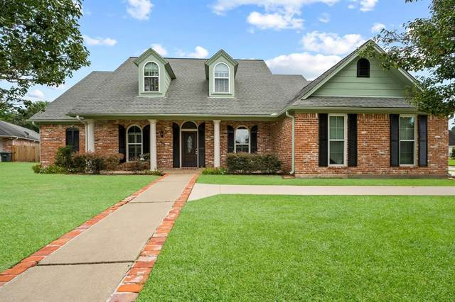 3895 Champions Drive, Beaumont, TX 77707 (MLS #16173933) :: The Home Branch