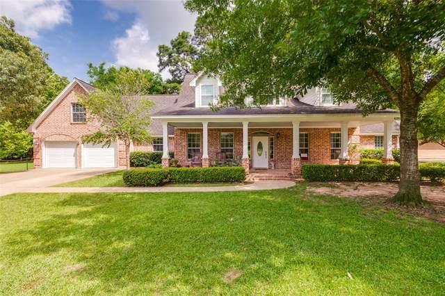 1214 Gail Drive, Pinehurst, TX 77362 (MLS #16201620) :: The SOLD by George Team