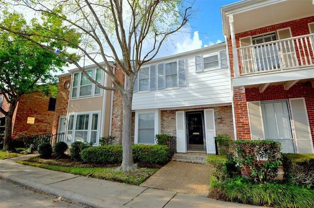 5824 Lynbrook Drive #63, Houston, TX 77057 (MLS #16206552) :: Keller Williams Realty