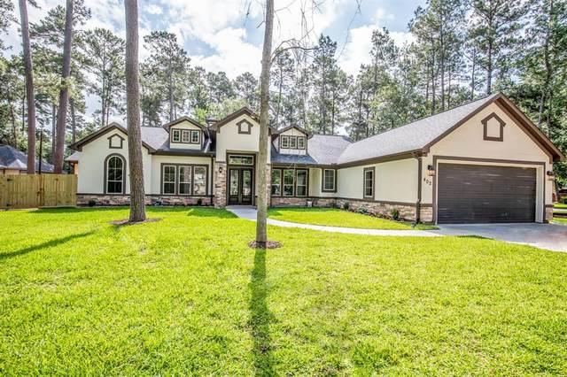 5915 Dorsey Drive, Magnolia, TX 77354 (MLS #16208285) :: Connect Realty