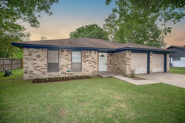 5310 Thistle Drive, Dickinson, TX 77539 (MLS #16217706) :: Connect Realty