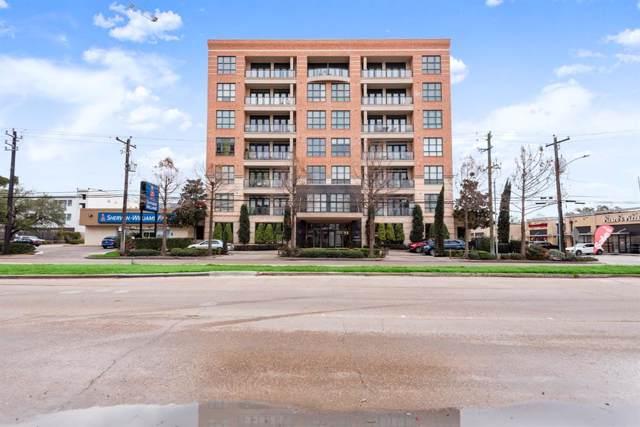 1419 Montrose Boulevard #303, Houston, TX 77019 (MLS #16219190) :: Green Residential