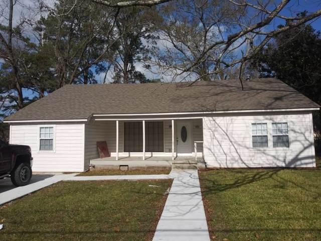 824 W Calhoun, Livingston, TX 77351 (MLS #16223755) :: The SOLD by George Team