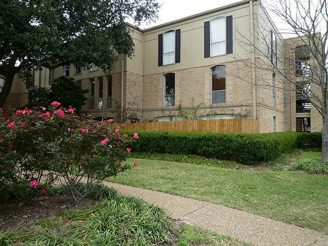 4627 Wild Indigo Street #605, Houston, TX 77027 (MLS #16232215) :: The Wendy Sherman Team