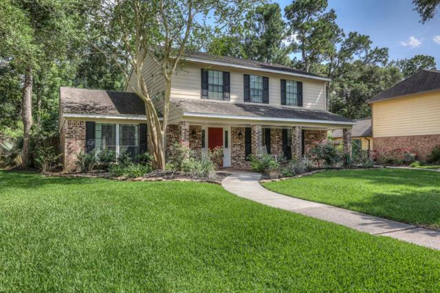 4014 Fawn Creek, Kingwood, TX 77339 (MLS #16233529) :: Team Parodi at Realty Associates