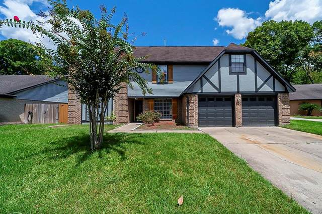 2303 Colleen Drive, Pearland, TX 77581 (MLS #16244407) :: The Wendy Sherman Team