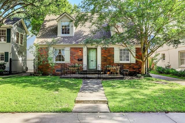 3034 Wroxton Road, Houston, TX 77005 (MLS #16252069) :: Lerner Realty Solutions