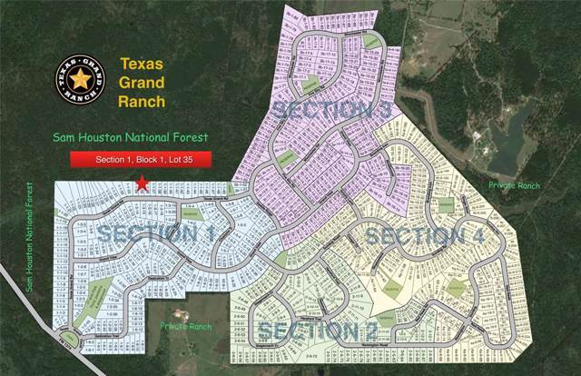 1-1-35 Texas Grand Road, Huntsville, TX 77340 (MLS #16253749) :: The SOLD by George Team