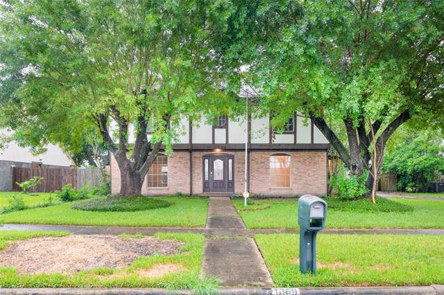 1359 Gentle Bend Drive, Missouri City, TX 77489 (MLS #16254072) :: The Home Branch
