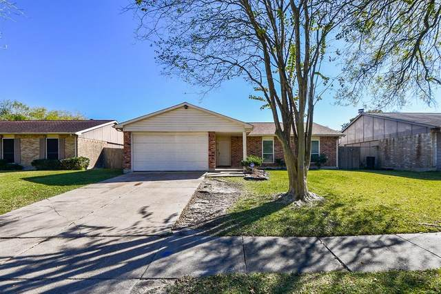 6318 Northport Drive, Houston, TX 77049 (MLS #16257981) :: The Queen Team