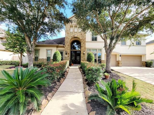 4715 Ladson Trail, Sugar Land, TX 77479 (MLS #16268254) :: Caskey Realty