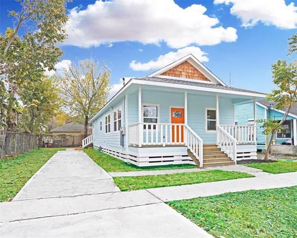408 James Street, Houston, TX 77009 (MLS #16275954) :: Green Residential