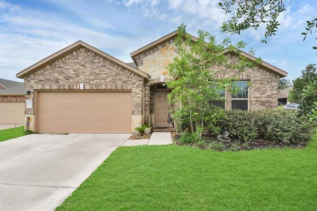 8402 Coral Cove Pass Lane, Conroe, TX 77304 (MLS #16276021) :: Guevara Backman