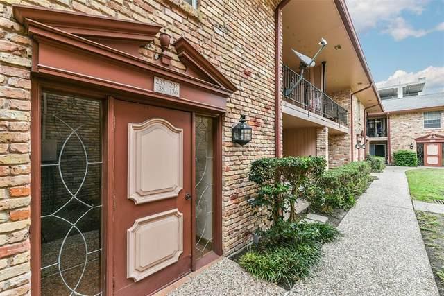 7600 Burgoyne Road #235, Houston, TX 77063 (MLS #16283795) :: CORE Realty