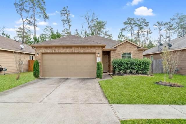 9509 E Woodmark, Conroe, TX 77304 (MLS #16291961) :: Area Pro Group Real Estate, LLC