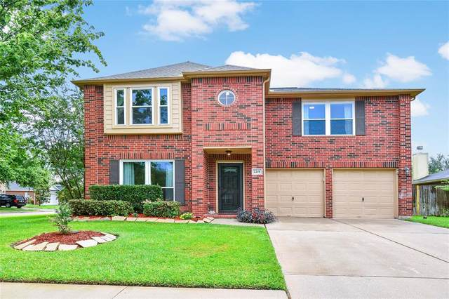 2201 Ames Street, Pearland, TX 77584 (MLS #16306246) :: The SOLD by George Team