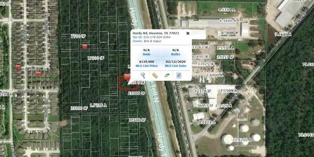 0 Reynaldo Drive, Spring, TX 77373 (MLS #16323728) :: The Jill Smith Team