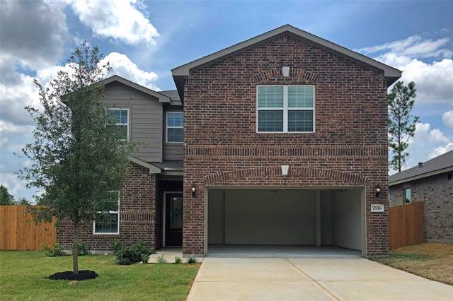7658 Glaber Leaf Road, Conroe, TX 77304 (MLS #16324757) :: The Home Branch