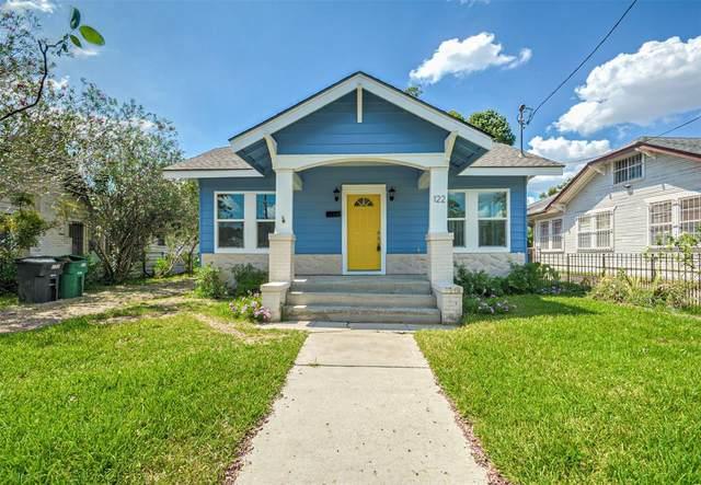 122 Glendale Street, Houston, TX 77012 (MLS #16328065) :: Christy Buck Team