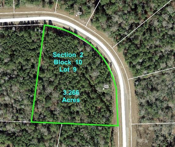 2-10-9 Hereford Trail, Huntsville, TX 77340 (MLS #16337839) :: The Bly Team