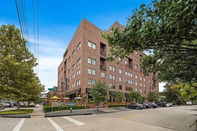 1111 Studewood Street #406, Houston, TX 77008 (MLS #16340573) :: Len Clark Real Estate