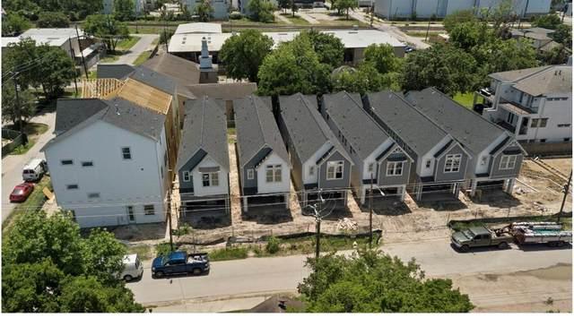 4607 Maxie Street, Houston, TX 77008 (MLS #16344268) :: Keller Williams Realty