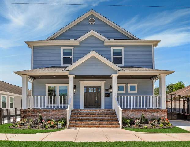 1118 E 23rd Street, Houston, TX 77009 (MLS #16348574) :: Connell Team with Better Homes and Gardens, Gary Greene