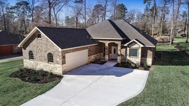 1932 East Lake Drive, Huntsville, TX 77340 (MLS #16359895) :: Ellison Real Estate Team