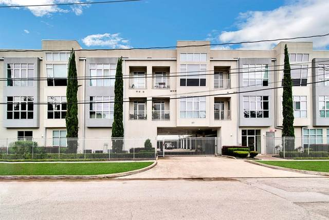 207 Pierce Street #103, Houston, TX 77002 (MLS #16362253) :: Connell Team with Better Homes and Gardens, Gary Greene