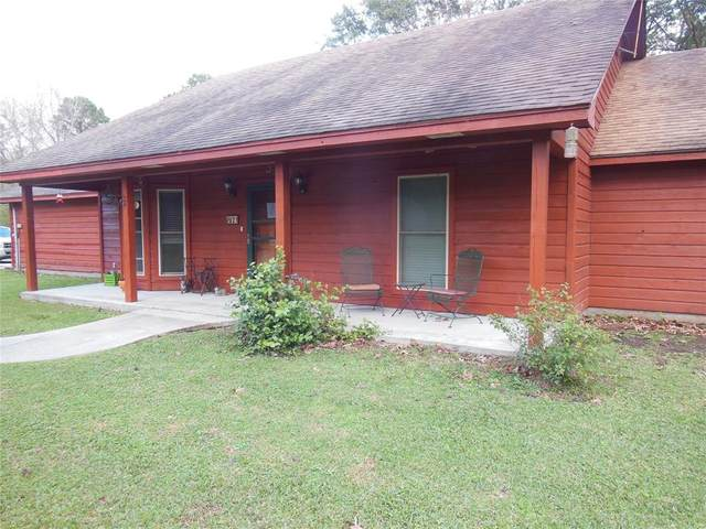 21 County Road 4874, Dayton, TX 77535 (MLS #16375506) :: The Parodi Team at Realty Associates