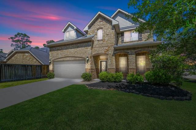 16915 Caldwell Pointe Court, Humble, TX 77346 (MLS #16389247) :: The Bly Team