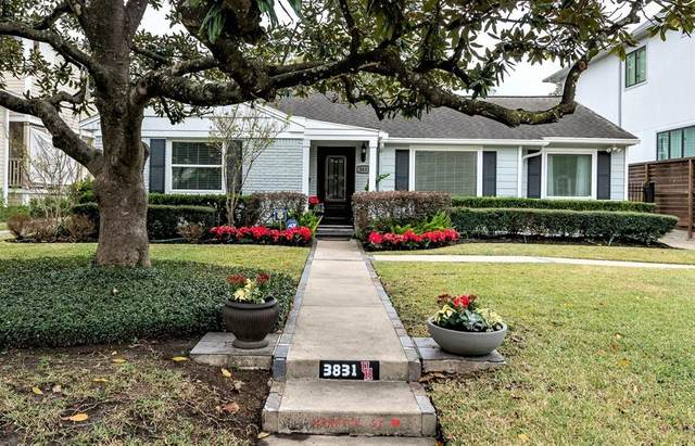 3831 Merrick Street, Houston, TX 77025 (MLS #16392112) :: The Bly Team