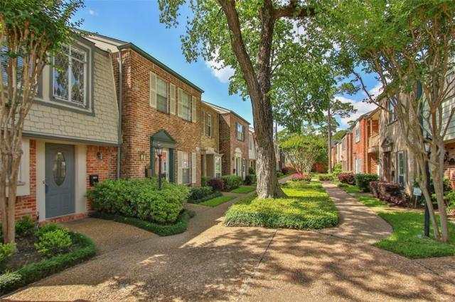 12759 Huntingwick Drive #141, Houston, TX 77024 (MLS #16396710) :: The Heyl Group at Keller Williams