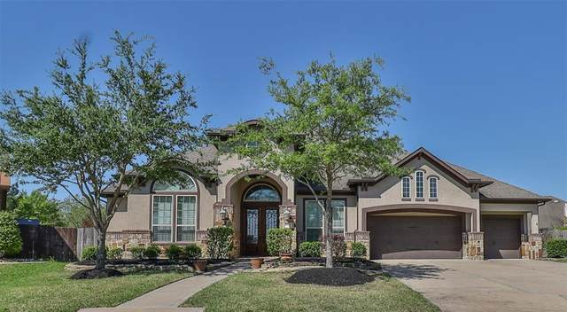 16503 Yellow Daisy Court, Cypress, TX 77433 (MLS #16397825) :: The Sansone Group