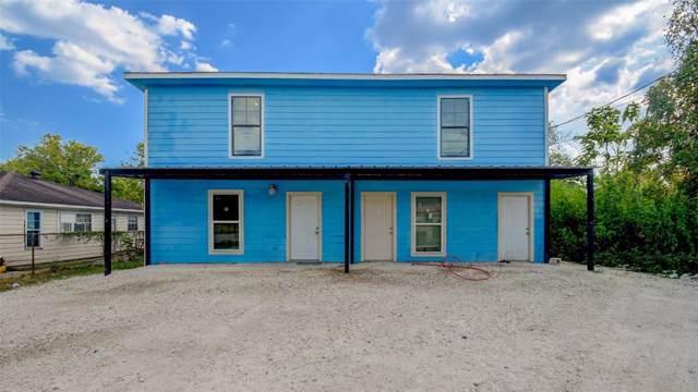 4322 Bennington Street, Houston, TX 77016 (MLS #16400830) :: The SOLD by George Team