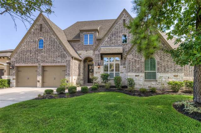 118 Golden Bush Place, Montgomery, TX 77316 (MLS #16409531) :: Texas Home Shop Realty